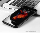 iPhone 6을%s 실제적인 반대로 파란 가벼운 강화 유리 스크린 프로텍터