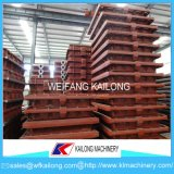 Le bâti gris et malléable de flacon de DISA de qualité de bâti de moulage au sable de moulage de fer partie le matériel de fonderie