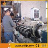 машина штрангя-прессовани трубы PVC 75-160mm пластичная (GF75-160)