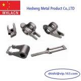 Pieza de acero fundido inoxidable que trabaja a máquina piezas industriales de la máquina