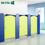Jialifu 환경 친절한 유치원 화장실 분할