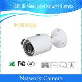 IP van het Netwerk van de mini-Kogel van kabeltelevisie IRL van Dahua 2MP Waterdichte Camera (ipc-HFW1230S)