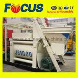 Js1000 Двойной вал обязательного конкретные миксер, 1000L электрический конкретные электродвигателя смешения воздушных потоков