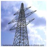 Especificação normal e torre de potência solar industrial da aplicação 5kw