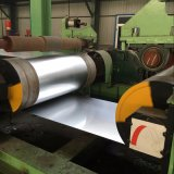 chapa de aço galvanizada largura de carbono da espessura 1250mm de 0.11mm
