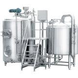 Mikrobier-Brauerei-Gerät der fertigkeit-300L für Weizen-Bier