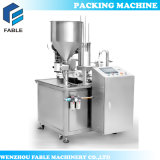 Automatic Rotary drill Cup Filling and Sealing Packing Machine (VR-1)