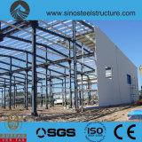 Ce BV Estructura de acero certificadas ISO Almacén (TRD-027)