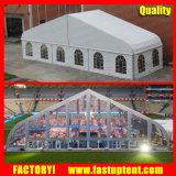 판매를 위한 큰 사건 공간 지붕 천막 PVC에 의하여 구부려지는 당 결혼식 천막