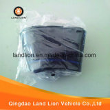 Haltbarer Schritt-Muster-Garantie-Qualitätsmotorrad-Reifen 110/90-17, 90/90-19