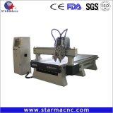 Starma multi Hauptfräser/CNC Engraver-Fräser der luft-Zylinder CNC-Gravierfräsmaschine-/CNC des Fräser-1325/CNC hölzerner
