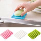 색깔 Eco 각종 친절한 가구 실제적인 실리콘 비누 상자