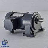 AC van Horizonal de Mini ElektroMotor van de Rem met Gearbox_D
