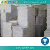 Superposition de PVC de feuilles de plastique pour l'ID de l'impression de carte