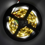 Luz de tira flexible brillante de Hight SMD2835 LED los 30LEDs/M, 12V, C.C. 24V
