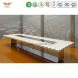 Hoher Spitzensitzungs-Schreibtisch/LuxuxKonferenzsaal-Tisch-/Vorstandssitzung-Tisch