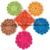 다채로운 펠트 나무 컵 연안 무역선
