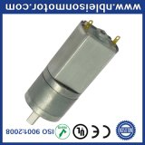 motore elettrico della scatola ingranaggi di CC 12V di 20mm per la tenda