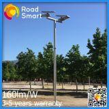 Im Freien einteiliges LED-Bewegungs-Fühler-Licht-Solarprodukte mit Panel