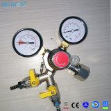 El uso de bebidas del regulador de CO2 de gas CO2 Regulador de presión Regulador