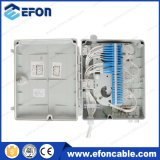 Al aire libre IP65 Fibra Óptica PLC Splitter Red Termination Box (FDB-024A)