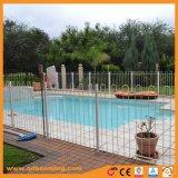 Omheining van het Zwembad van de boog de Hoogste Poeder Met een laag bedekte