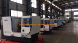 Tck420p 절단 금속 돌기를 위한 기우는 침대 포탑 CNC 공작 기계 & 선반