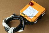 AC220V industrieller drahtloser Telecrane Kran Fernsteuerungs für Laufkran, EOT-Kran, Straßen-Kran