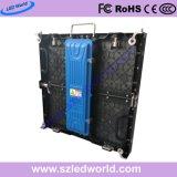 Herstellung P3.91, P4.81, P5.95, videovorstand der Wand-P6.25 im Freien/Innen-HD Miet-LED Zeichen-Bildschirm hergestellt in China mit 500X500mm dem druckgießenschrank