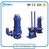 IP68 Non-Bloccano la pompa sommergibile dei residui delle acque luride con grande flusso