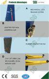 2ポストのガントリー油圧上昇Ltc42/1900-2j