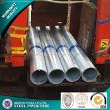 Строительных материалов ASTM A53 расписание 40 Galvanzied стальную трубу