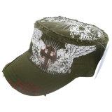 Venta caliente la tapa del ejército en piedra Mt50