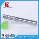 Commercio all'ingrosso di alluminio del laminatoio di estremità del quadrato del carburo di alta precisione