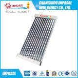 Alto collettore solare pressurizzato del condotto termico della valvola elettronica