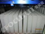 Эффективное мощное быстро -, котор замерли завод льда блока