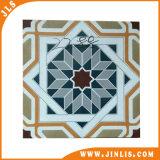 Los materiales de construcción decoración rústica de pequeño tamaño, piso de mosaico de pared