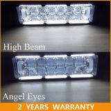 天使Eyes 10inch LED Light Bar 72W Emark LED Light Bar