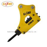 Soosan lateral tipo SB40 rompedor hidráulico para 4-7ton excavadora Doosan DH55