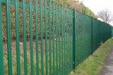 学校のために囲う三ポイント柵