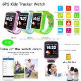 Neue 1.54 '' Touch Screen GPS-Verfolger-Uhr für Kinder Y12