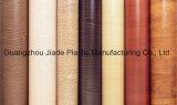 Du grain du bois de haute qualité Film PVC de plastification