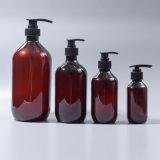 Amber Boston Round Pet Lotion Shampoo Garrafa (EF-PL07)