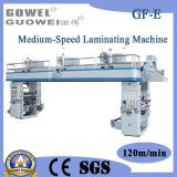 Machine à laminer à rouleaux à haute vitesse à sec (GF-E)