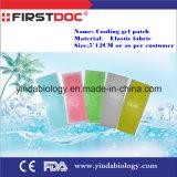 Mnaufacturer OEM/ODMの最もよい価格の高品質のセリウムのFDA ISO 4*11cmの熱の赤ん坊のための冷却のゲルパッチ