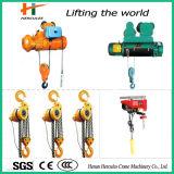 Örtlich festgelegter Typ elektrischer Strom-Kettenhebevorrichtung mit Haken