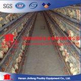 Автоматическая система клетки батареи цыплятины фермы цыпленка