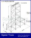 Ферменная конструкция слоя, ядровая ферменная конструкция диктора, напольная ферменная конструкция согласия