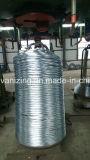 Afvegende Systeem van het Stootkussen van de Draad van het staal het Verticale voor het Galvaniseren van de Hete ONDERDOMPELING