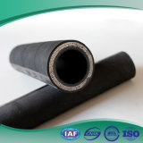 Pt856 4sh 3/4'' 19mm de fio de aço de alta pressão do tubo de borracha hidráulico reforçado